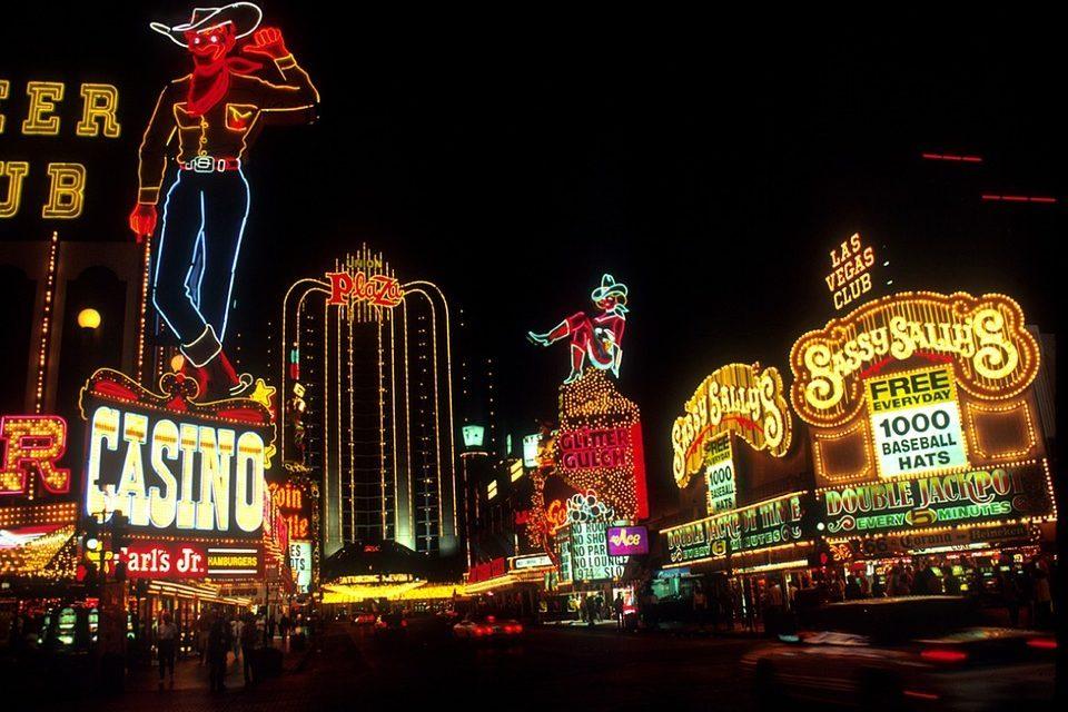 Las Vegasin casinot ovat oikea elämys